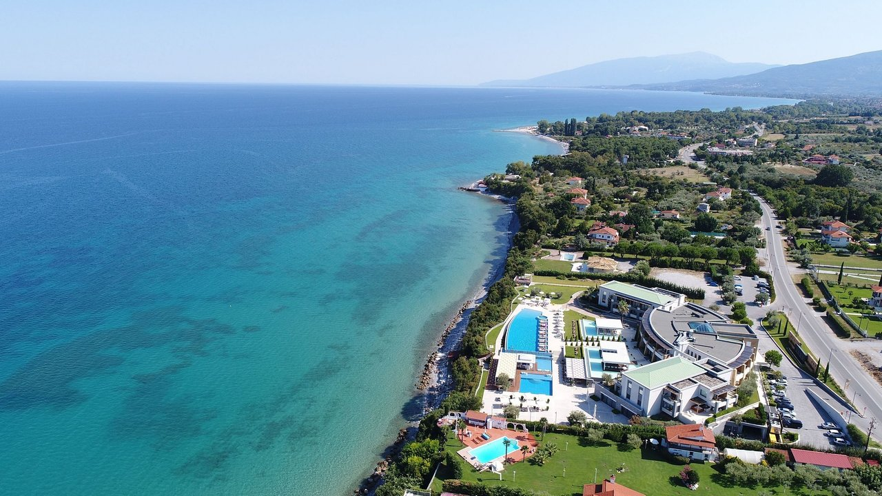 CAVO OLYMPO LUXURY RESORT&SPA