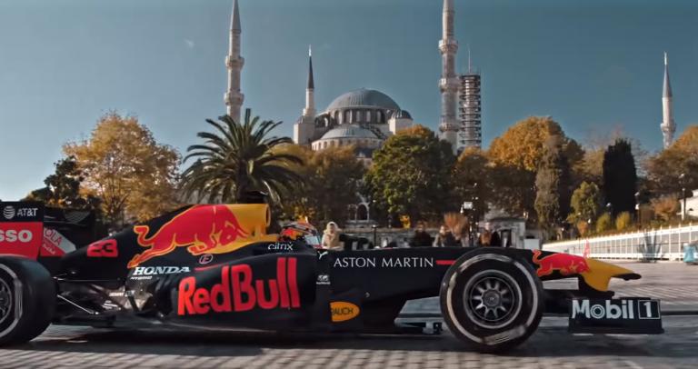 FORMULA 1 Grand Prix Istanbul 2021 цени од 529 ЕУР по лице