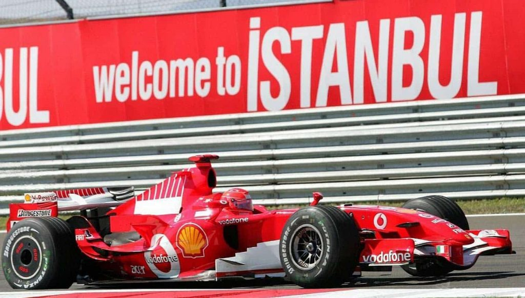 FORMULA 1 Grand Prix                                      08-11.10.2021